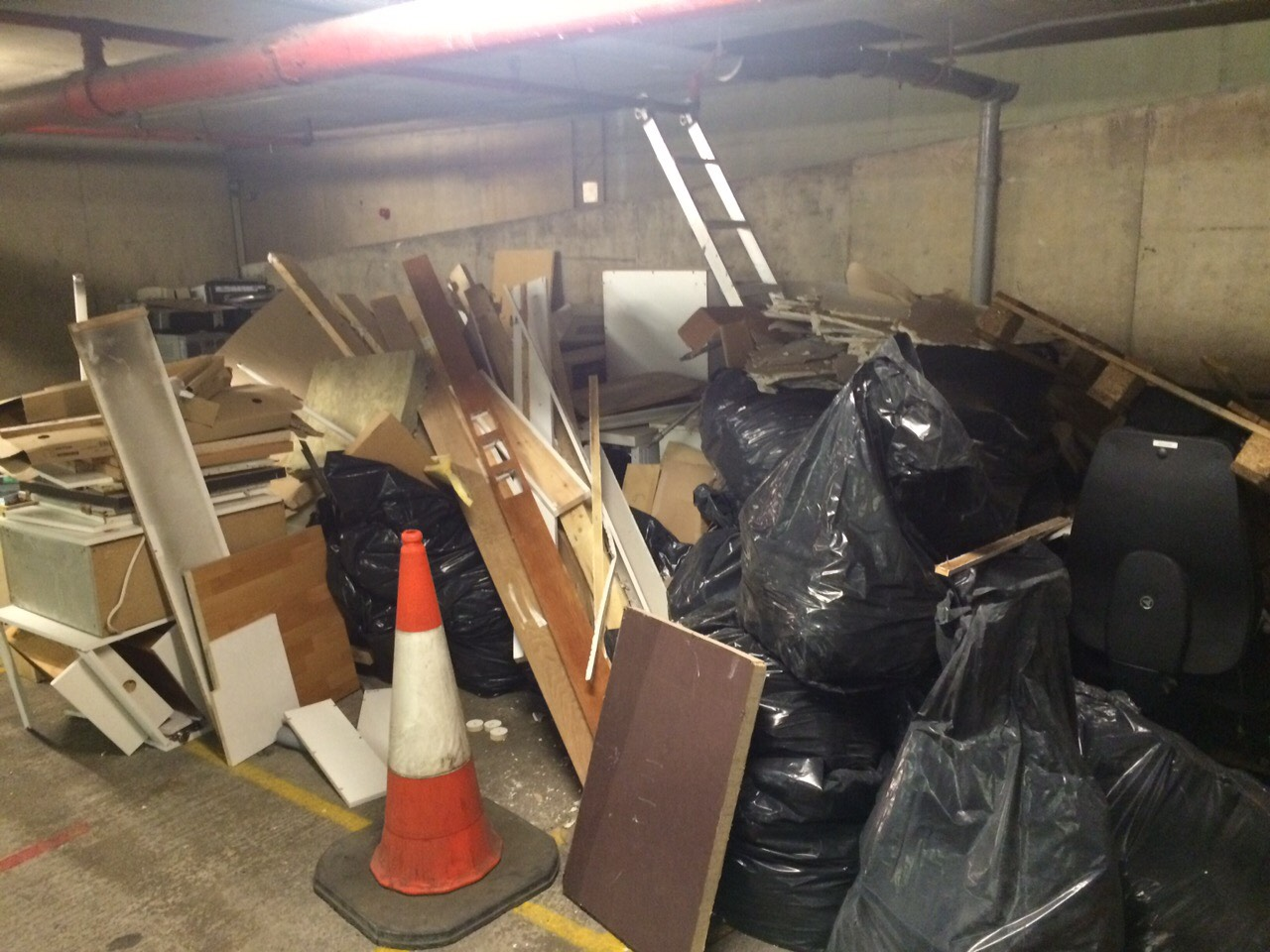 Affordable Rubbish Clerance Service in Edgware